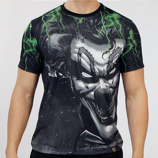 Camiseta Palhaço Raio