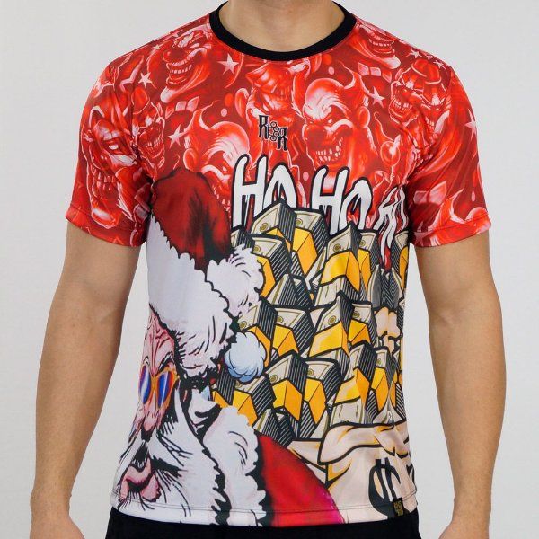 Camiseta o Tal do Natal