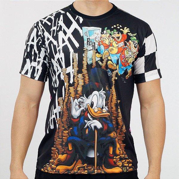 Camiseta Pato Hahaha
