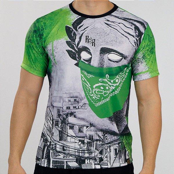 Camiseta Real Verde