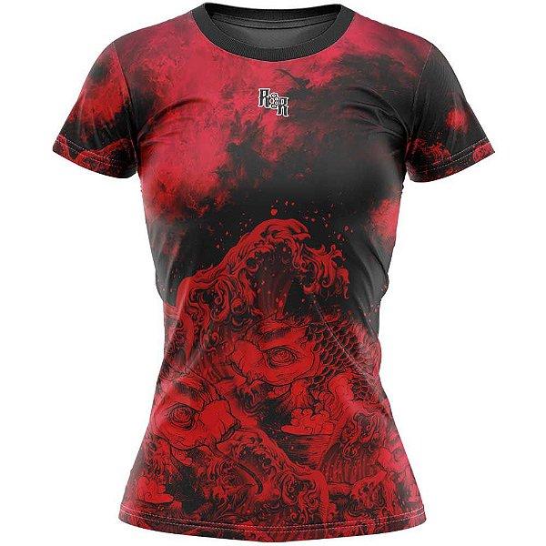 Camiseta Feminina Carpa