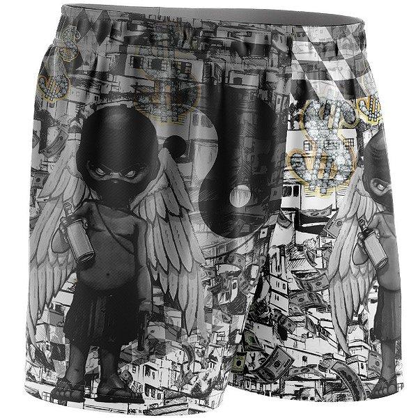 Shorts Feminino Anjo