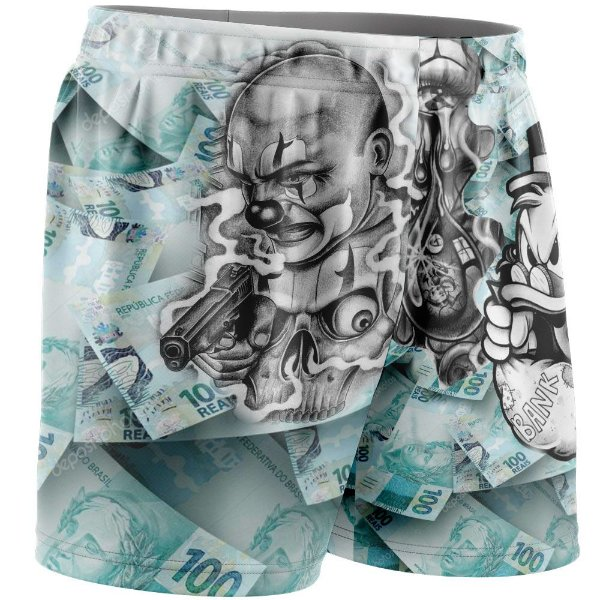 Shorts Feminino Cem Reais