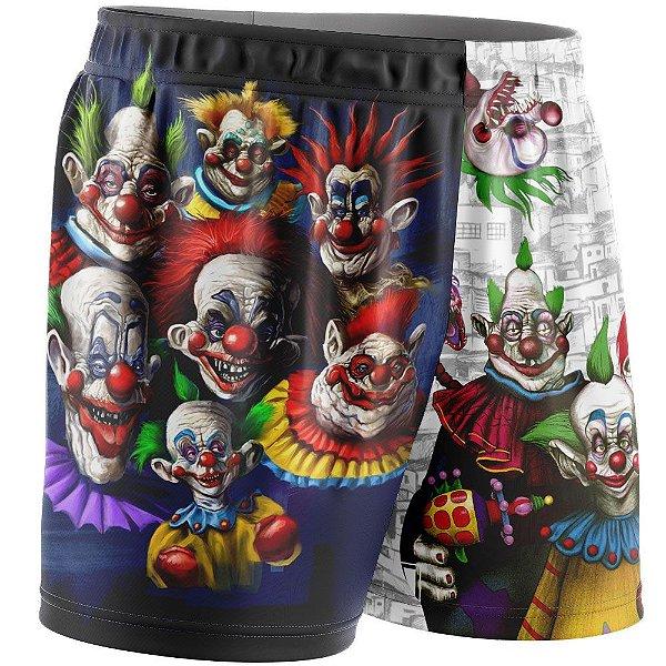 Shorts Feminino Circo dos Horrores
