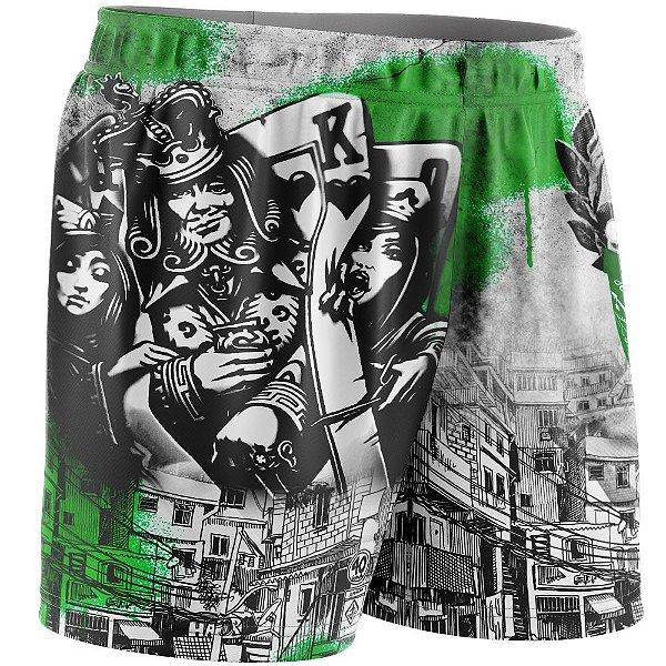 Shorts Feminino Real Verde