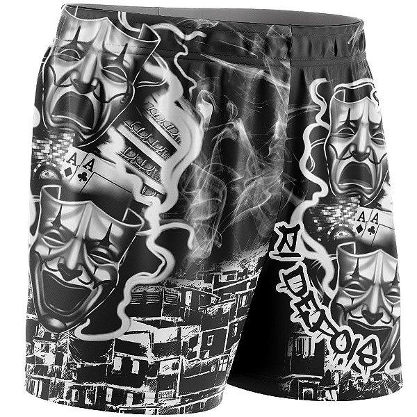 Shorts Feminino Favela Chora