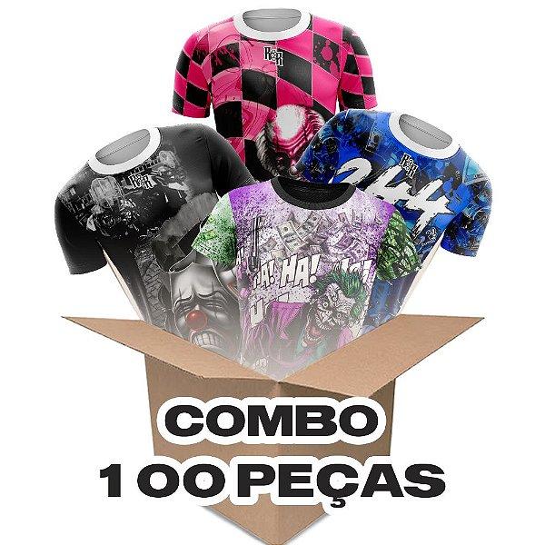 Combo 100 Peças