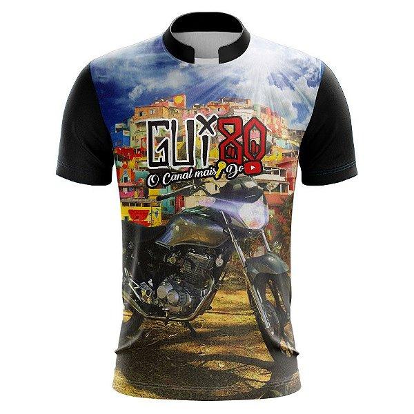 Camiseta Gui80 Montadinha