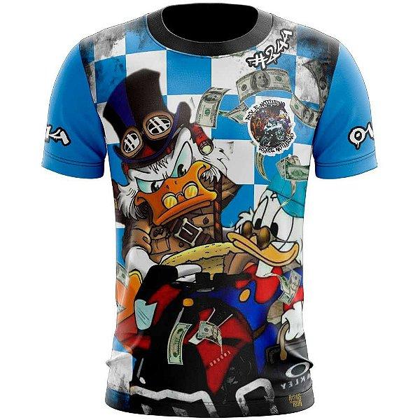 Camiseta Gui80 Role Noturno Azul