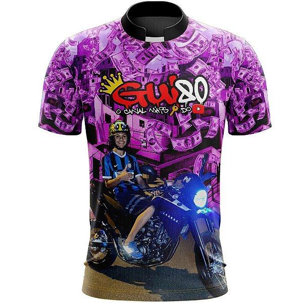 Camiseta Gui80 XT Rosa