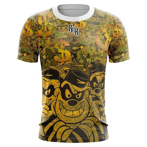 Camiseta Irmãos Metralha Favela