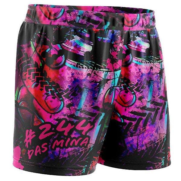 Shorts Feminino 244 Das Mina
