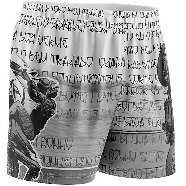 Shorts Feminino Grau de Vila