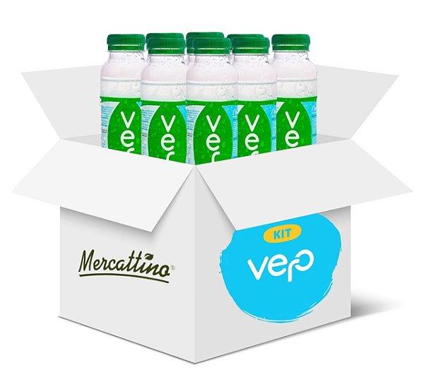 Kit Água de Coco Vero 330 ml - 9 unidades