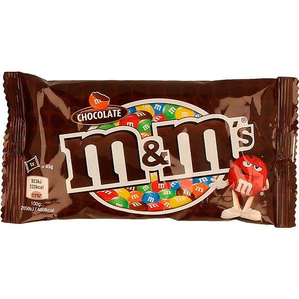 Chocolate M&M 45 GR