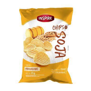 Chips De Soja Provolone