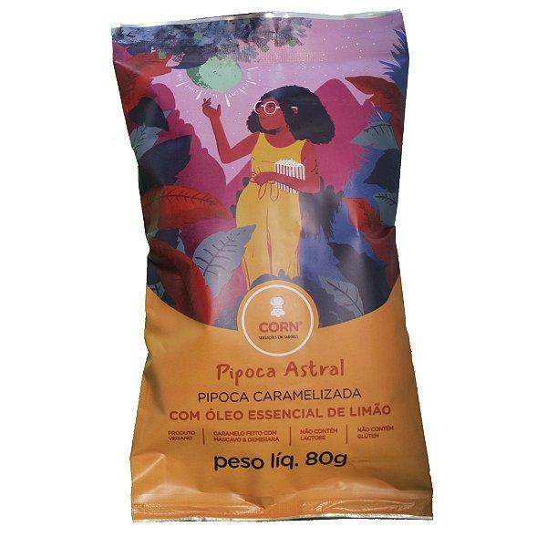 Pipoca Vegana Gourmet Caramelizada 80g - Corn
