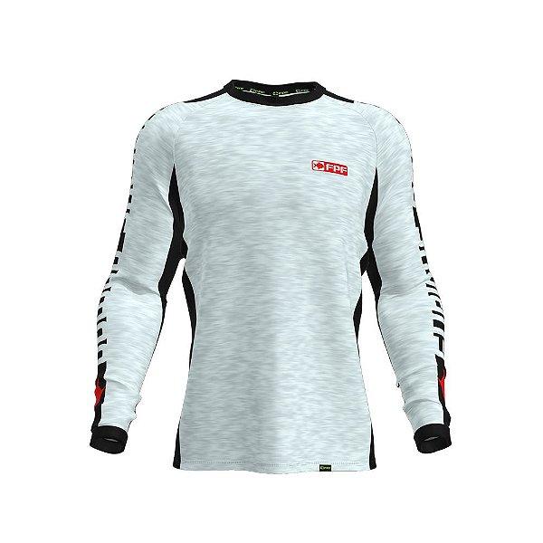 Camisa Fox Gelo