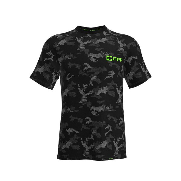 Camiseta Dry Fit Camuflada