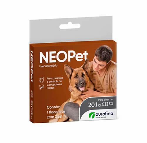 Neo Pet de 20,1 a 40kg