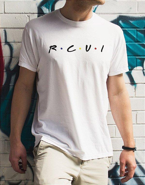 Camiseta Amigxs RCUI
