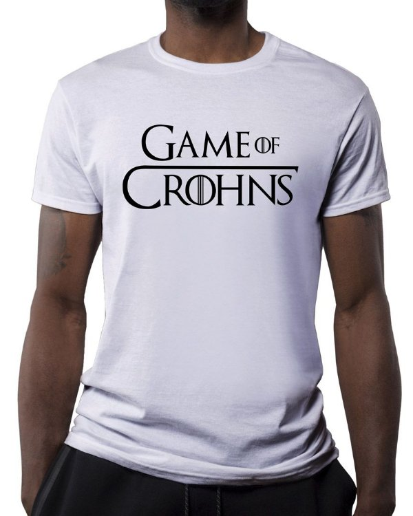 Camiseta Game of Crohns