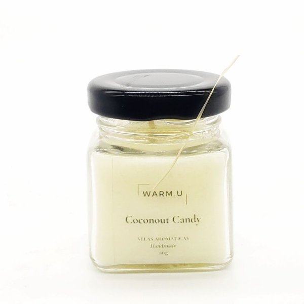 Vela Aromática Coconout Candy (Handbag)