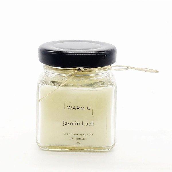 Vela Aromática Jasmin Luck (Handbag)