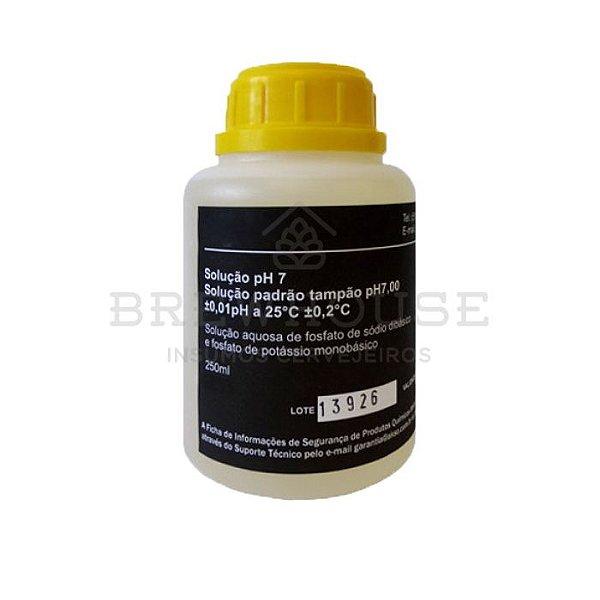 SOLUÇÃO TAMPÃO pH 7 - 250 ml