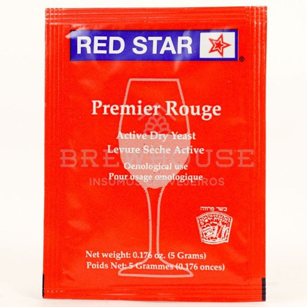 FERMENTO RED STAR PREMIER ROUGE