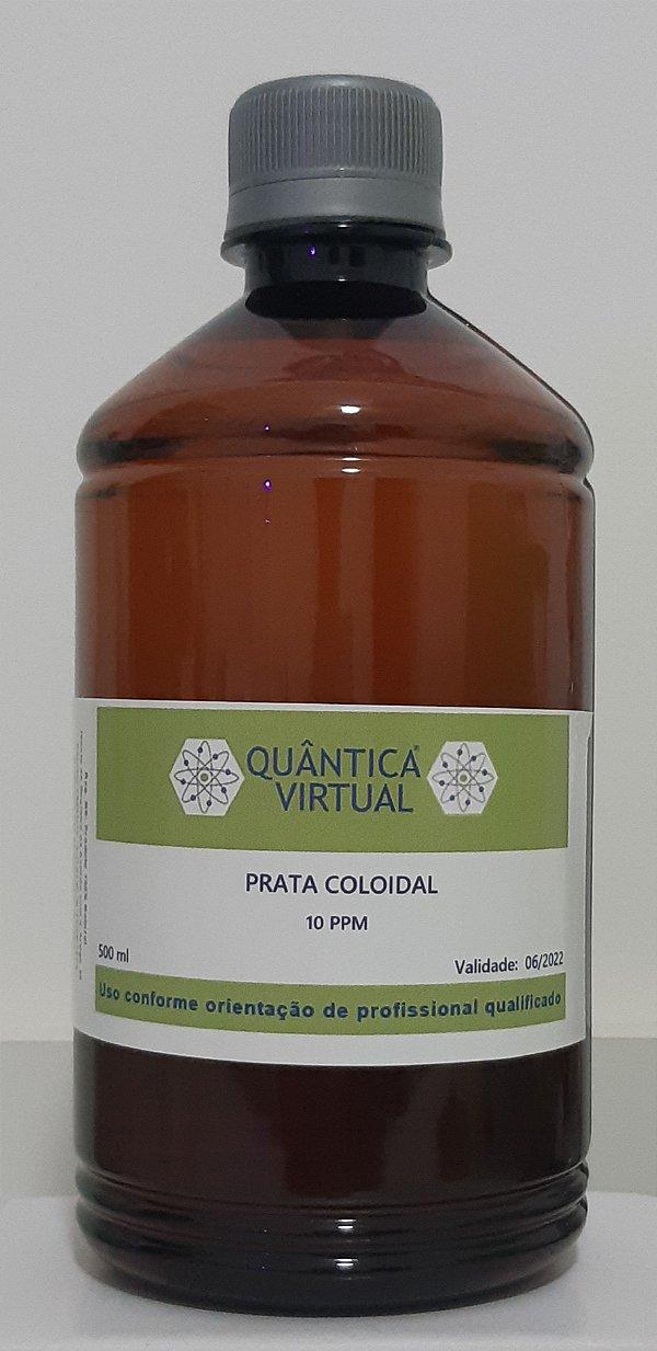 Prata Coloidal 10ppm 500ml