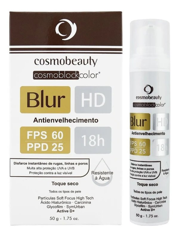 Cosmoblock Blur Hd - Fps 60 Ppd 25
