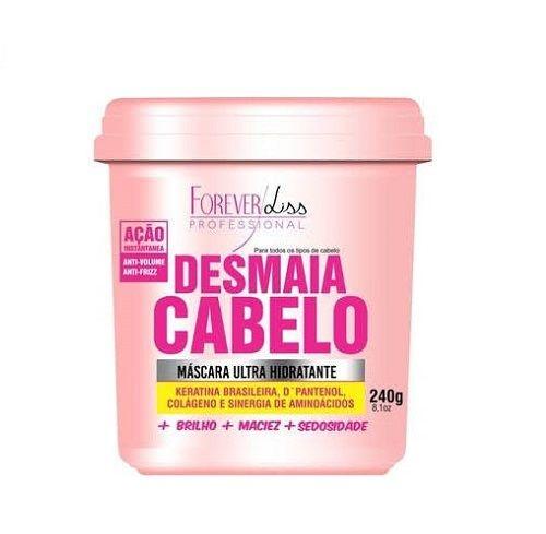 Máscara Hidratante Desmaia Cabelo Forever Liss 240g