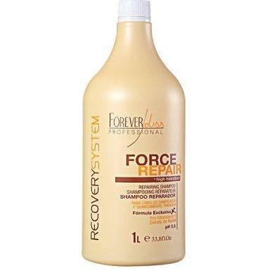 Shampoo Reparador Force Repair 1L - Forever Liss