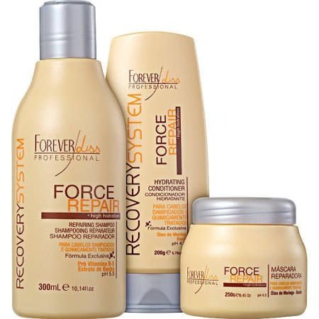 Kit Force Repair Home Care - Forever Liss