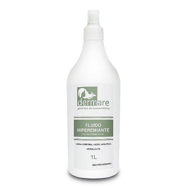 Fluído Térmico Hiperemiante Anticelulite 1L - Dermare