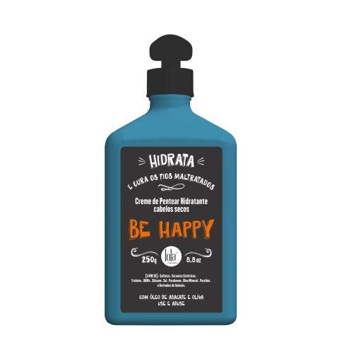 Creme de Pentear Be Happy Lola Cosmetics - 250g