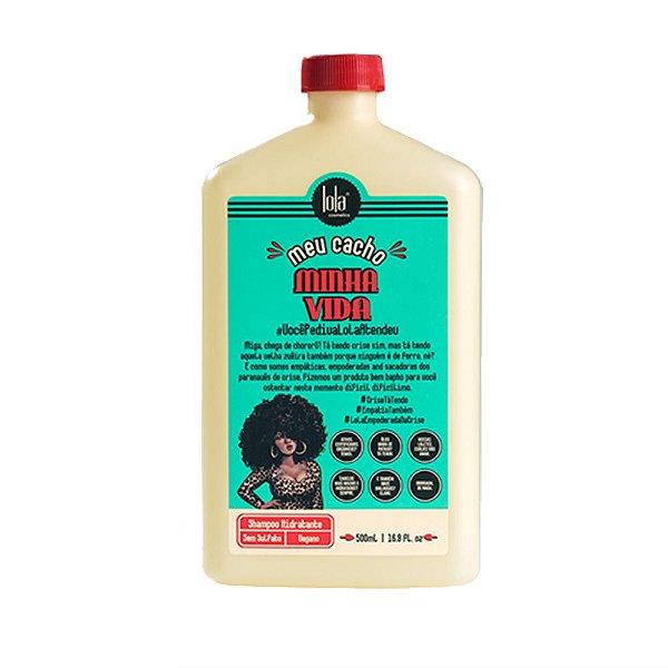 Lola Meu Cacho Minha Vida Shampoo Hidratante 500ml
