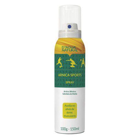 Spray Arnica Sports D'agua Natural 150ml