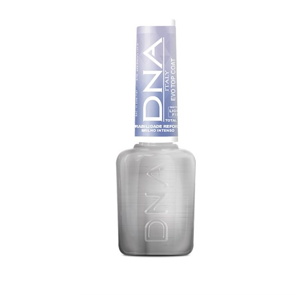 Base DNA Italy Evo Top Coat Evolution Híbrido - Efeito Gel 10ml