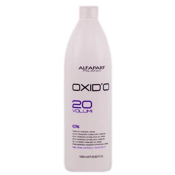 Alfaparf Água Oxigenada Oxid'O 20 Volumes - 1L