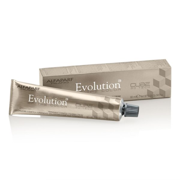 Alfaparf Tintura Evolution 1 Preto - 60ml