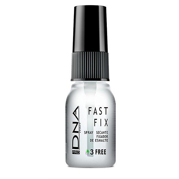 Spray Secante e Fixador de Esmalte Fast Fix DNA Italy - 30ml