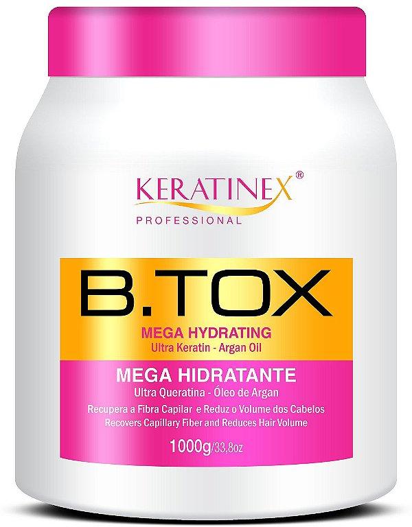 Btox Capilar Keratinex Mega Hidratante - 1kg