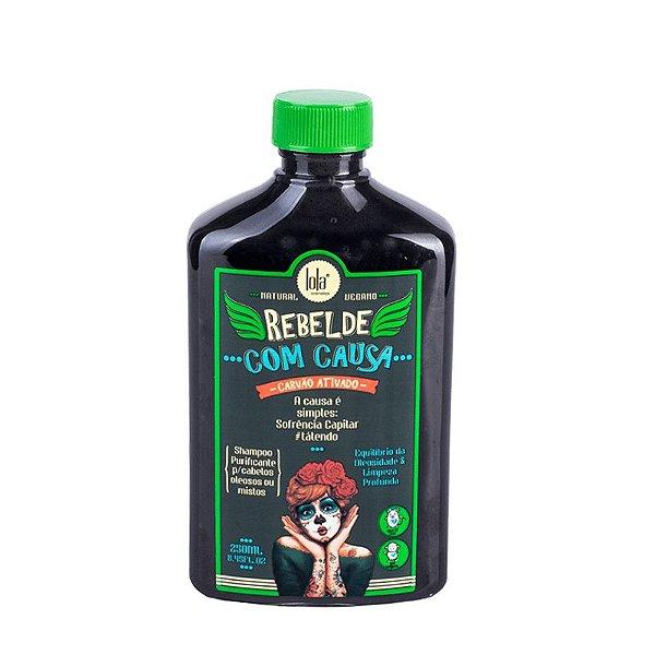 Shampoo Rebelde com Causa Purificante Lola - 250ml
