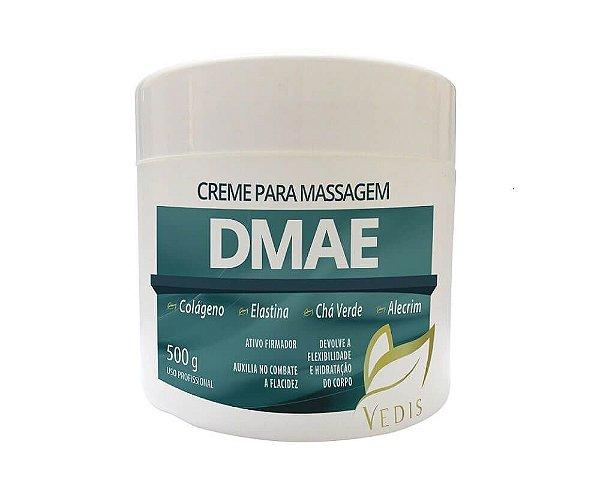 Creme de Massagem Firmador DMAE 500g - Vedis