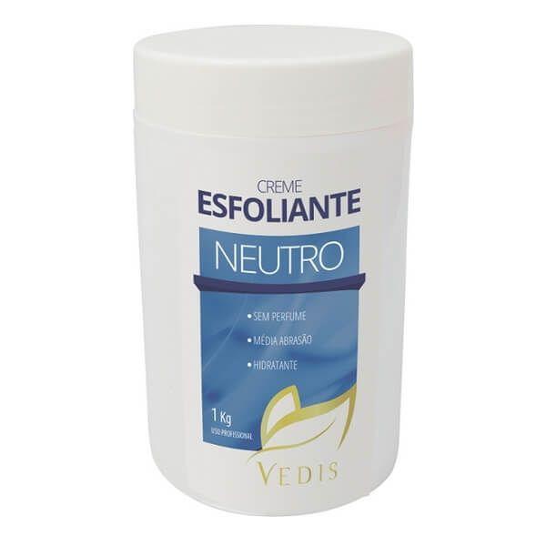 Creme Esfoliante Corporal Neutro Vedis - 1Kg