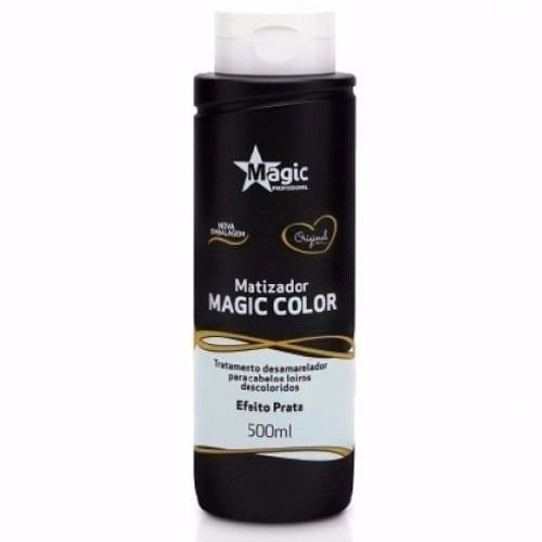 Magic Color Platinum Blond Máscara 500 ml
