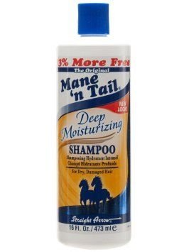 Mane n Tail Deep Moisturinzing Shampoo - 473ml