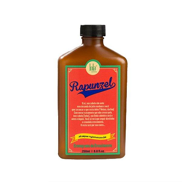 Shampoo Rapunzel Lola Cosmetics Rejuvenescedor - 230ml